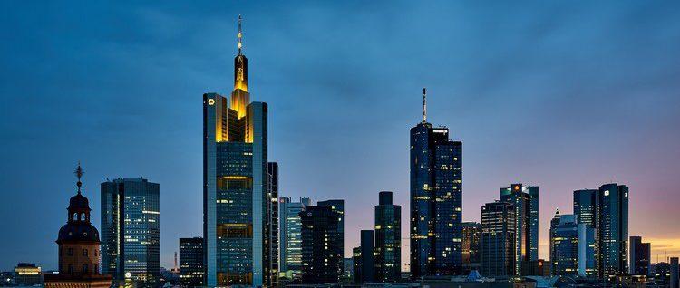 Luxuriöse Restaurants für das erste Treffen in Frankfurt am Main