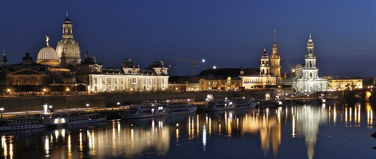 Exklusive Luxushotels in Dresden
