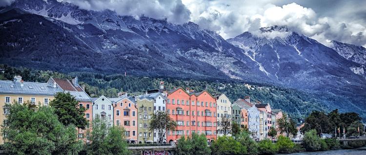 Sugarbabe und Sugardaddy treffen sich in Innsbruck